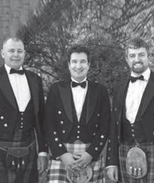 Scotland's Three Tenors